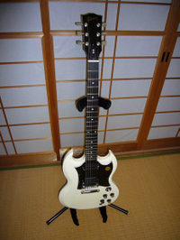 Gibson LTD SG Special (Classic White)3