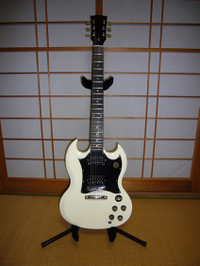 Gibson LTD SG Special (Classic White)2